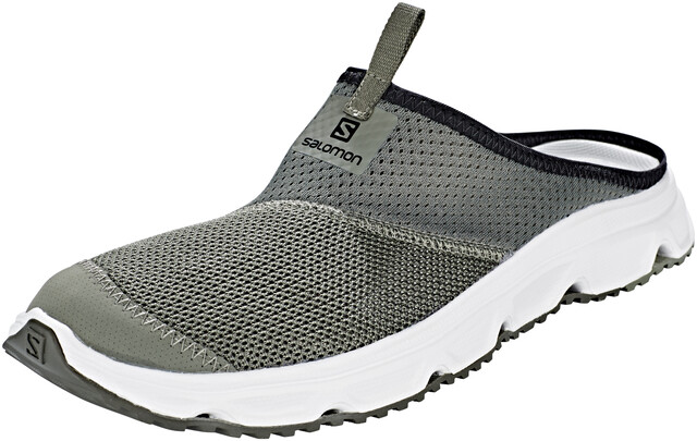 Sandals & Water Shoes Salomon Uomo | RX SLIDE 4.0 White